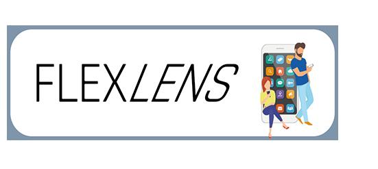 FLEXLENS Logo